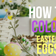 How to color Easter eggs: A Guide For Beginners & Hardcore Egg Dyers